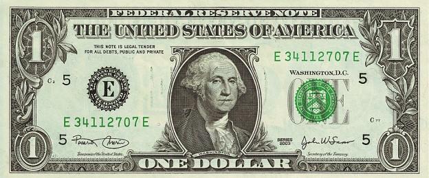 Dollar Schuldgeld