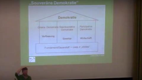 Christian Felber Vortrag